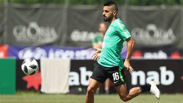 Behich: I'm in career best form