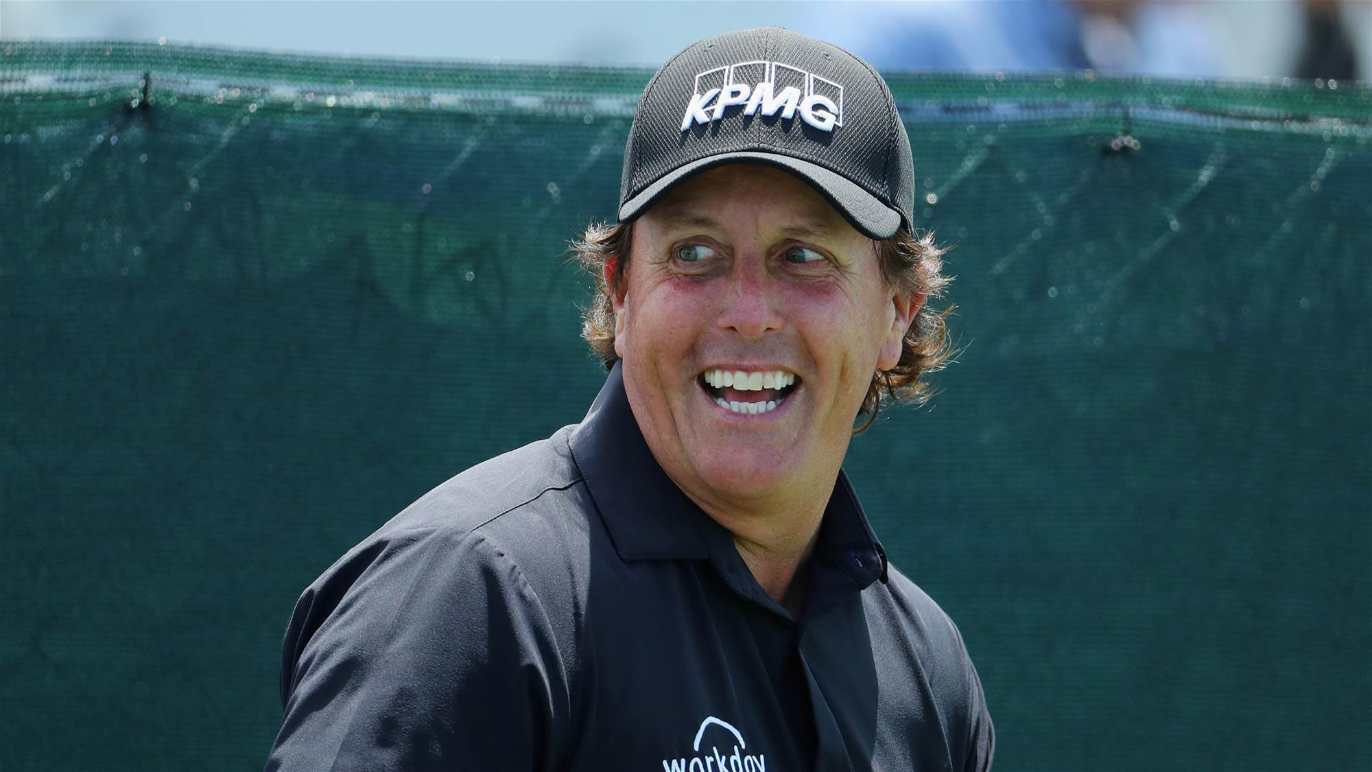 Mickelson against US Open 'carnival golf'