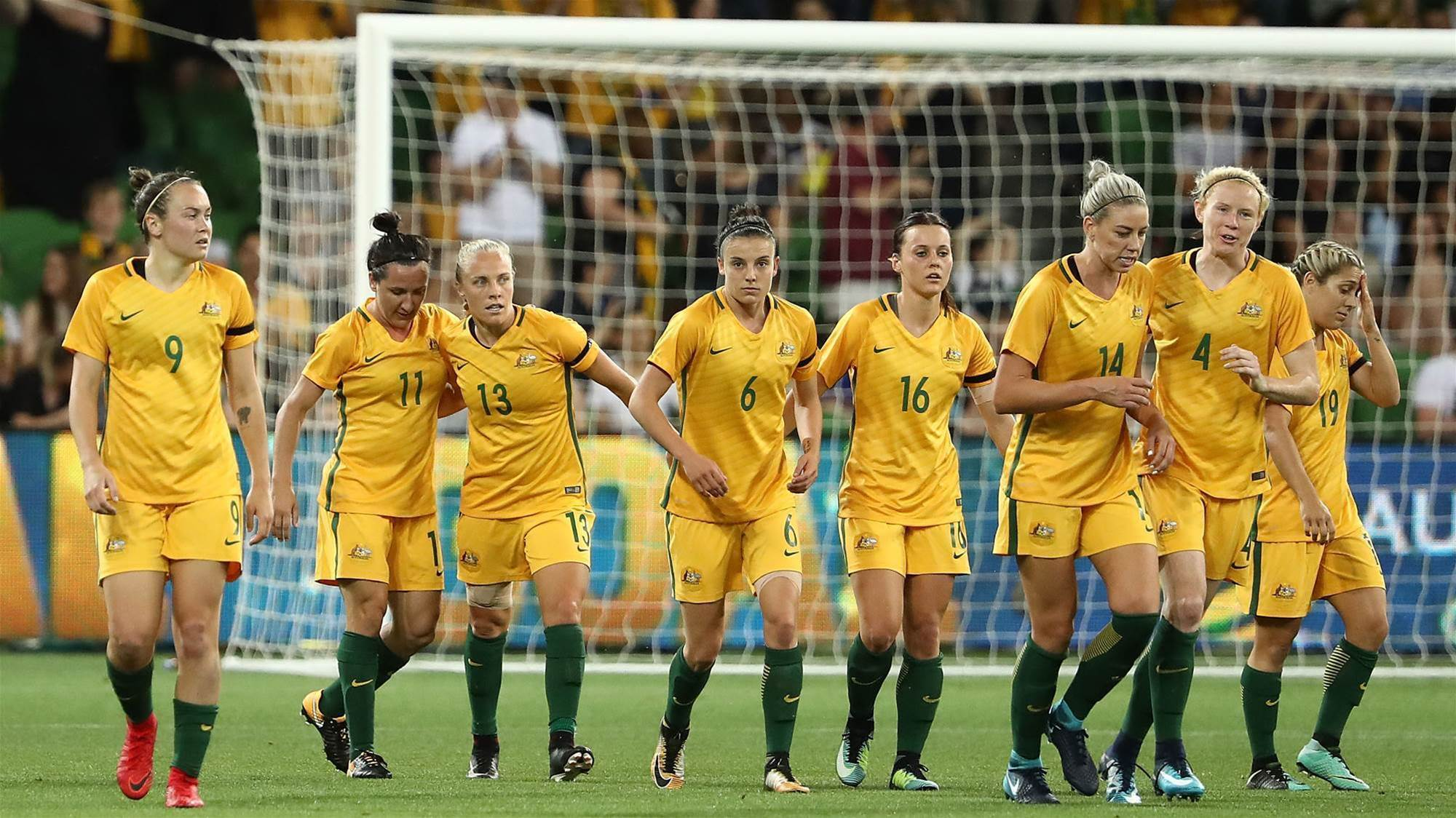 A-League bidders want to support Matildas HQ