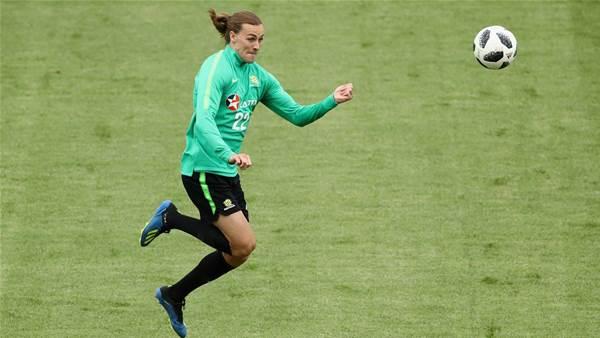Irvine talks up Atletico Socceroos