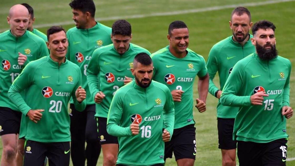 Socceroos look to the past in bid for bright future