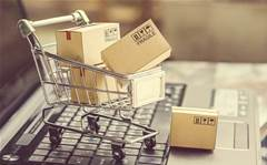 Online sales close to $400b last year