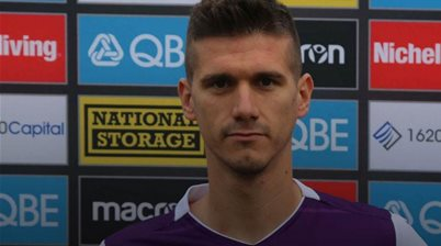 Perth Glory's latest signing in the 'prime time of his career'