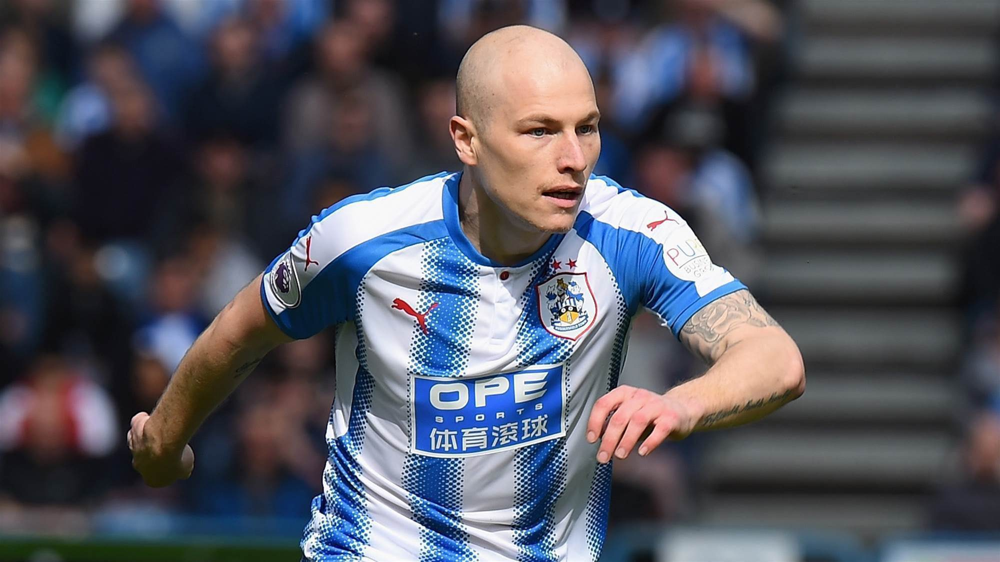 Mooy's Huddersfield to face Chelsea in season-opener
