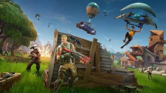 Fortnite is now available on the Nintendo Switch
