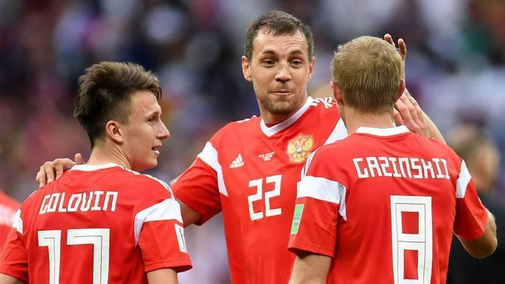 Russia vs Saudi Arabia Player Ratings