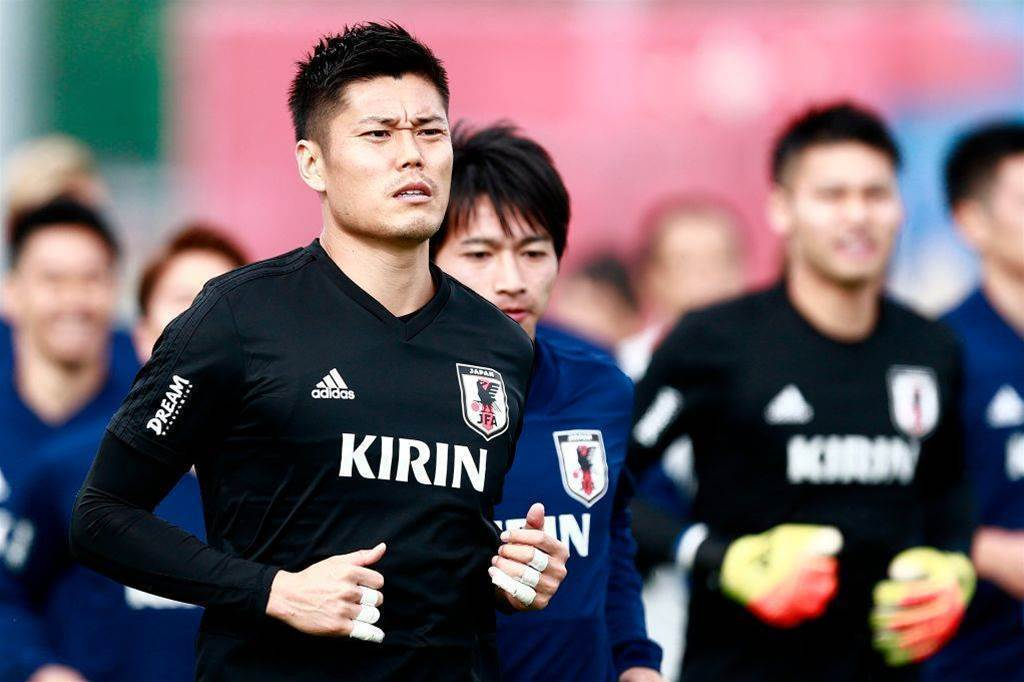 Eiji Kawashima hopes for at least a draw against Colombia