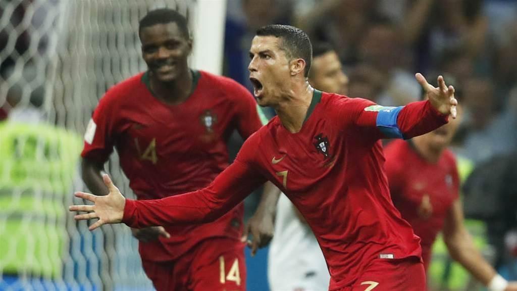 Portugal v Spain player ratings