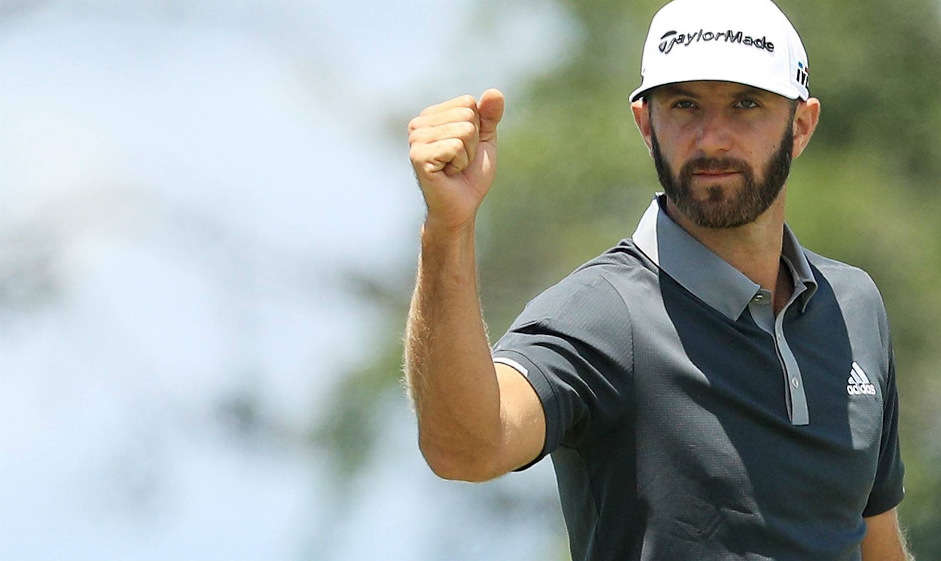 DJ seizes control at US Open as seven Aussies head home
