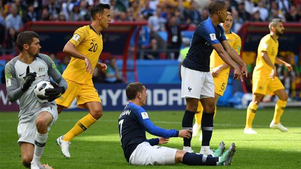Griezmann: Penalty call was spot-on