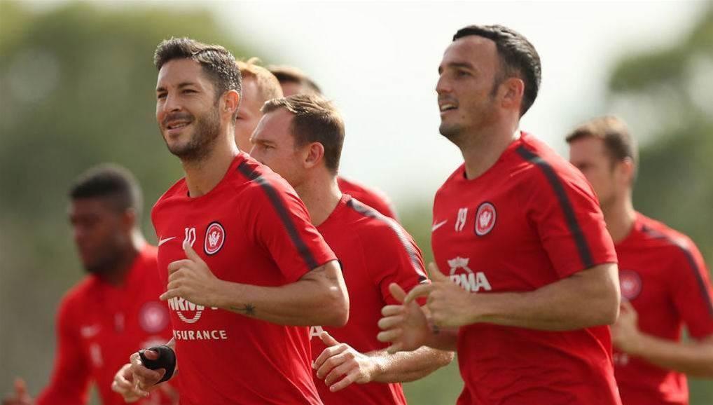 Babbel ramps up punishing Wanderers pre-season push