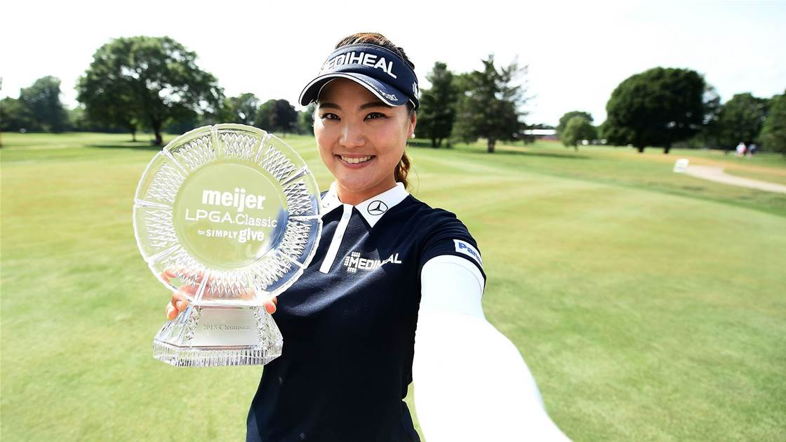 So Yeon Ryu wins Meijer LPGA Classic