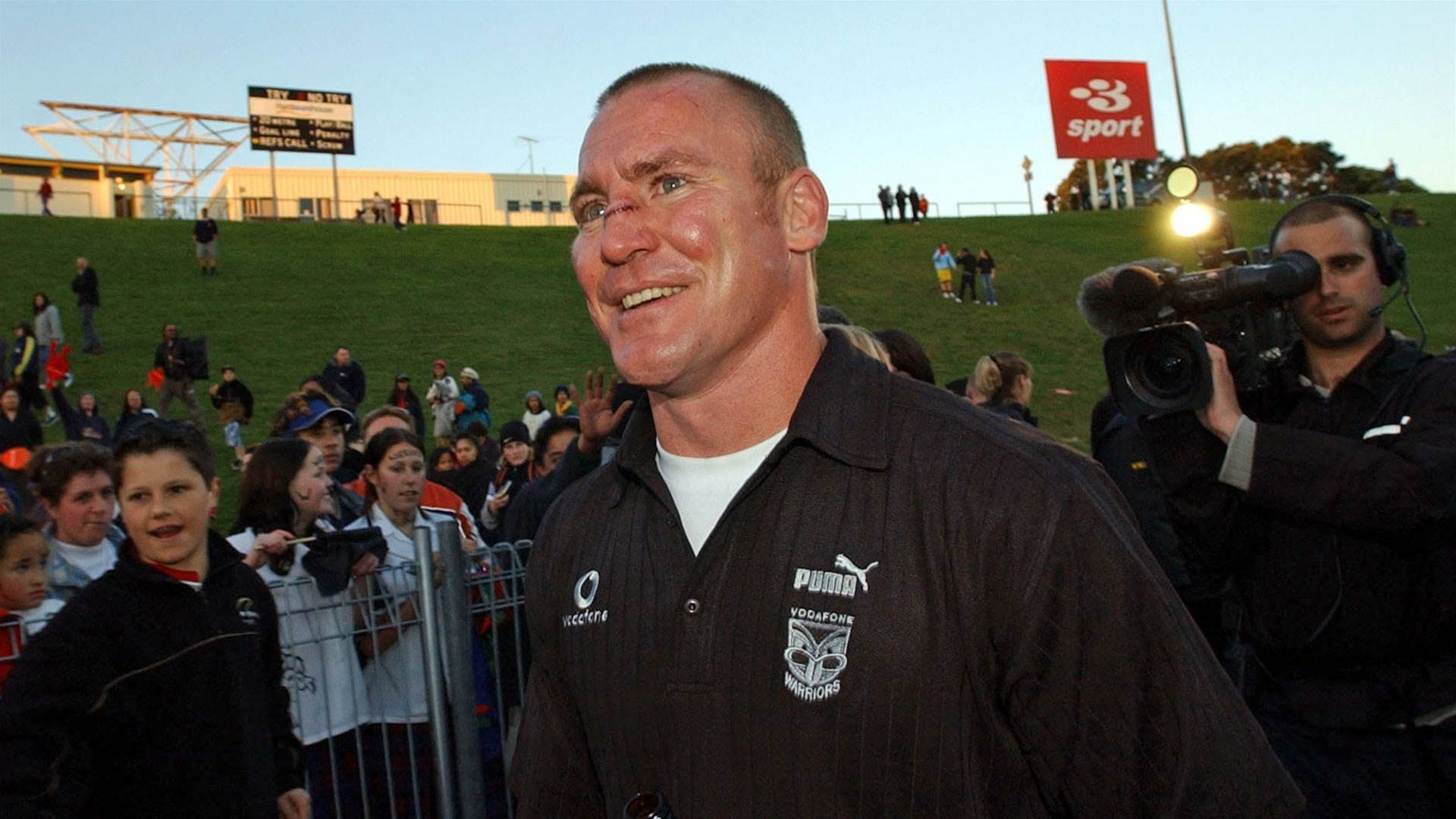 Campion and Webcke's heavyweight stoush of 2002