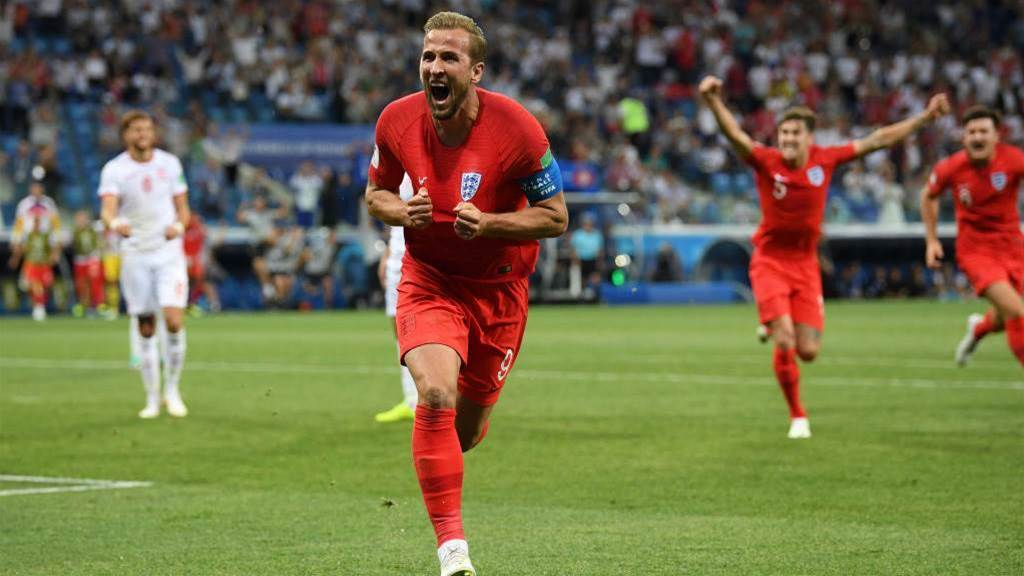 Kane bags brace as England beat Tunisia 2-1