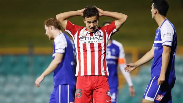 Dutch club keen on A-League teenager