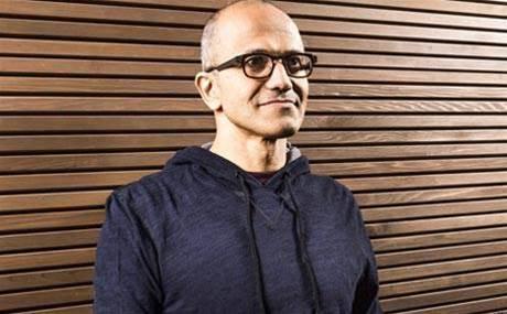 "Microsoft boss blasts ""abhorrent"" US border agency"