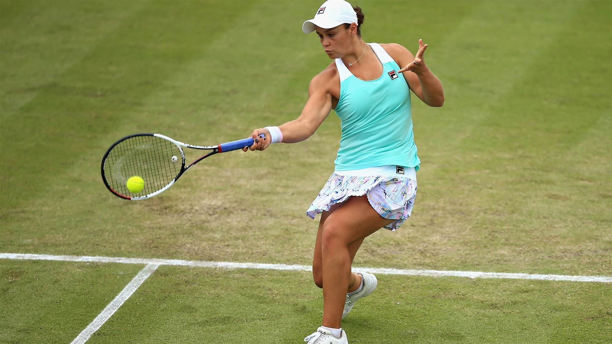 Mixed results on grass for Aussie women