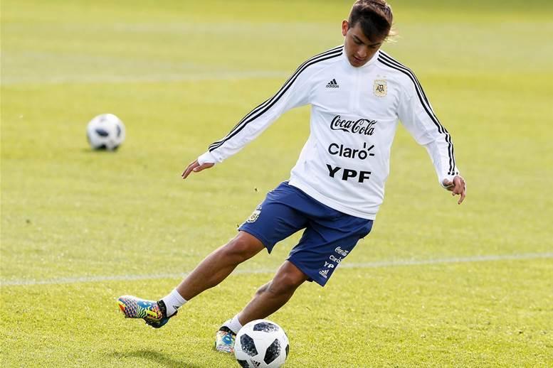 Paulo Dybala joins Adidas Football