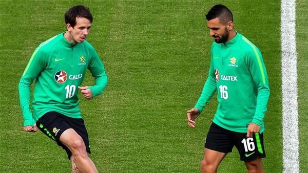 Socceroos slam keyboard warriors