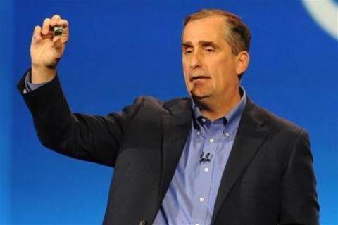 Intel CEO Brian Krzanich's exit won't affect Intel right away