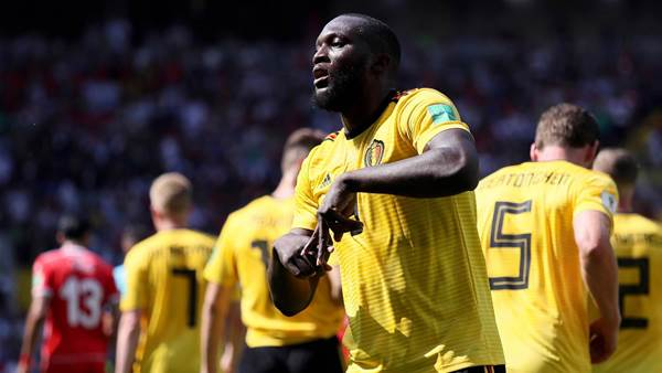 Lukaku runs riot in Belgium win