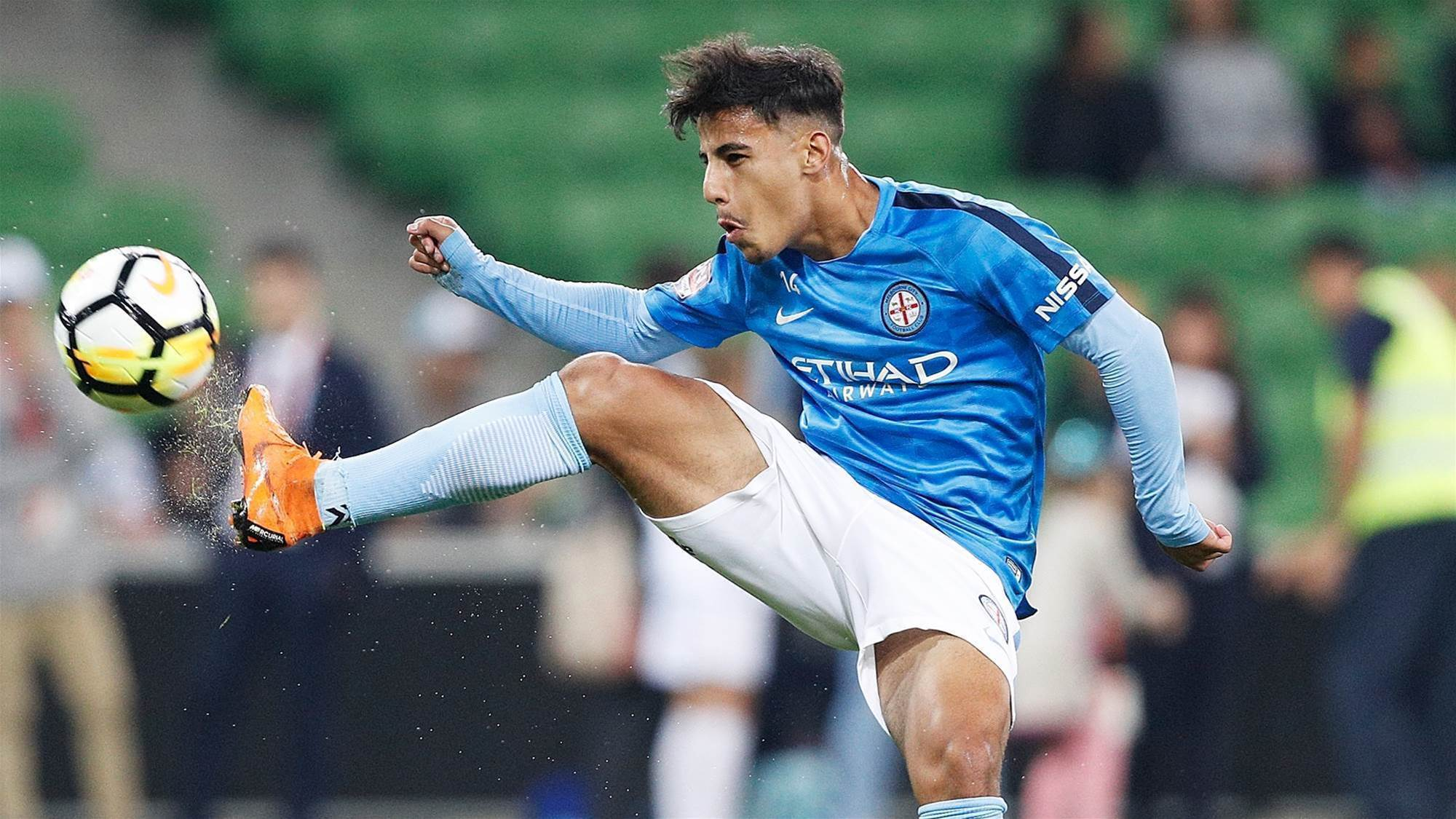 Manchester City's rumoured plan for Arzani