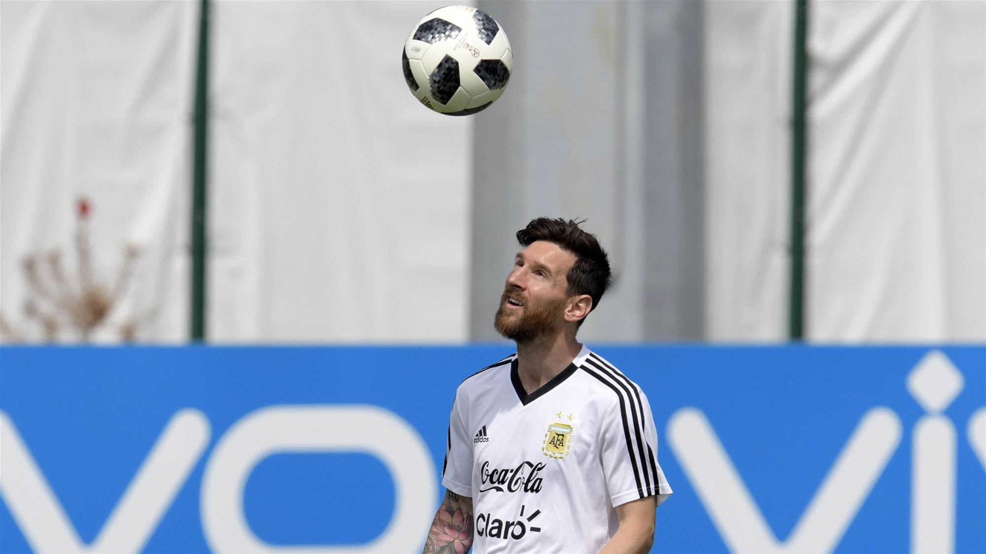 Messi rules out international retirement