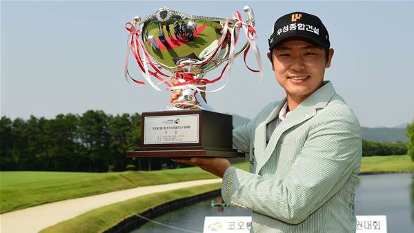 ASIAN TOUR: Choi withstands pressure to win Korea Open