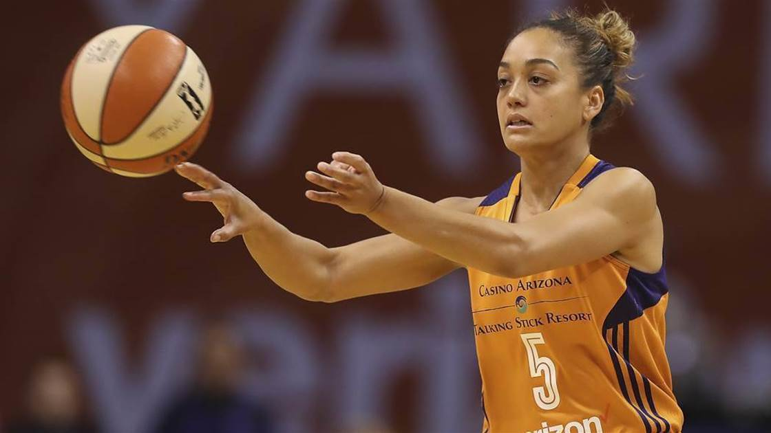 Aussie Wrap: WNBA Week 6