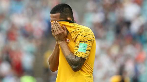 Australia bow out of the 2018 World Cup after 2-0 defeat to Peru