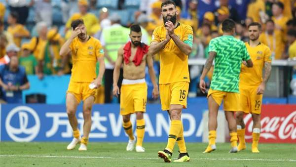 Jedinak: The ball just wouldn't go in