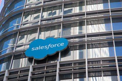 Salesforce staff urge company to drop contract with US immigration agency