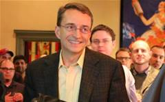 VMware boss turns down Intel CEO position