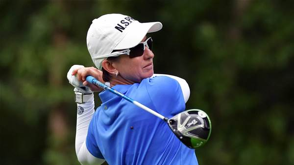 Eight Aussies in Women's PGA Championship