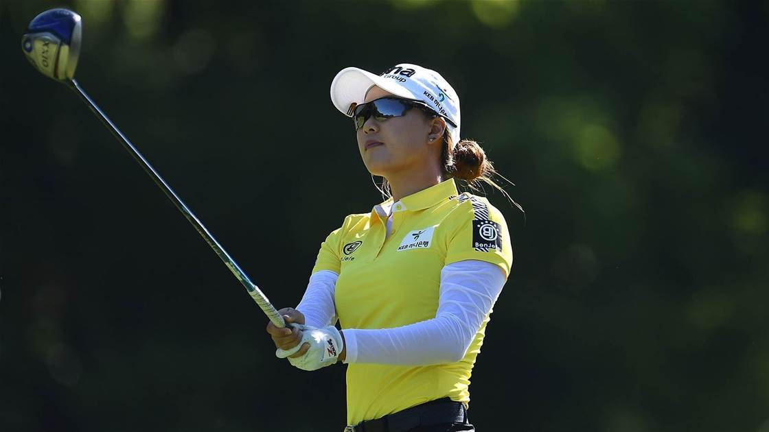 Bogeys spoil opening round for Minjee Lee