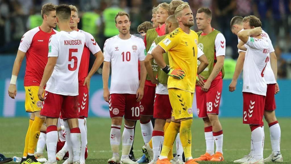 Croatia v Denmark player ratings