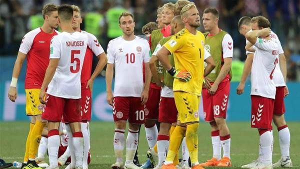 Croatia v Denmark player ratings