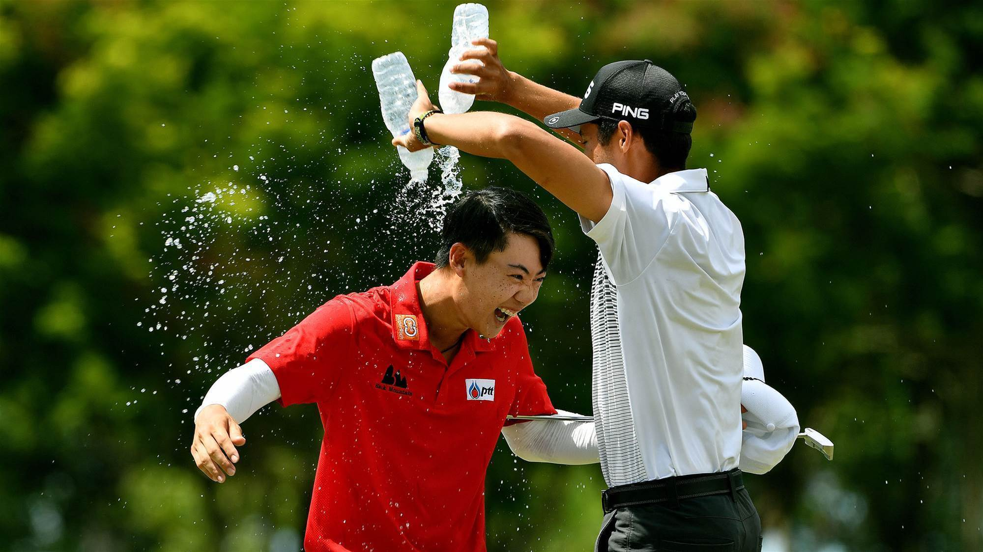 ASIAN TOUR: Jazz rides birdie blitz to victory
