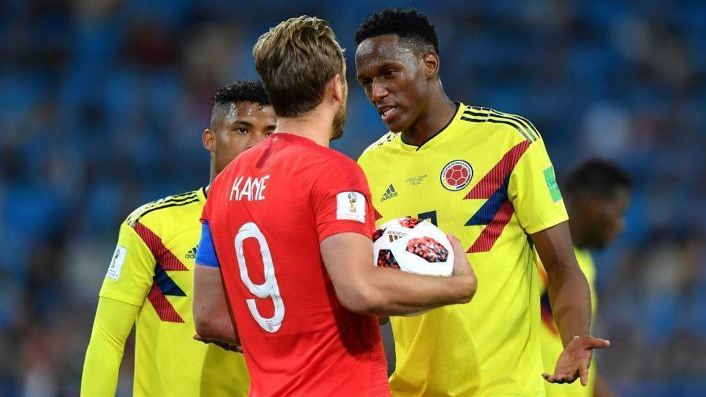 England v Colombia - player ratings
