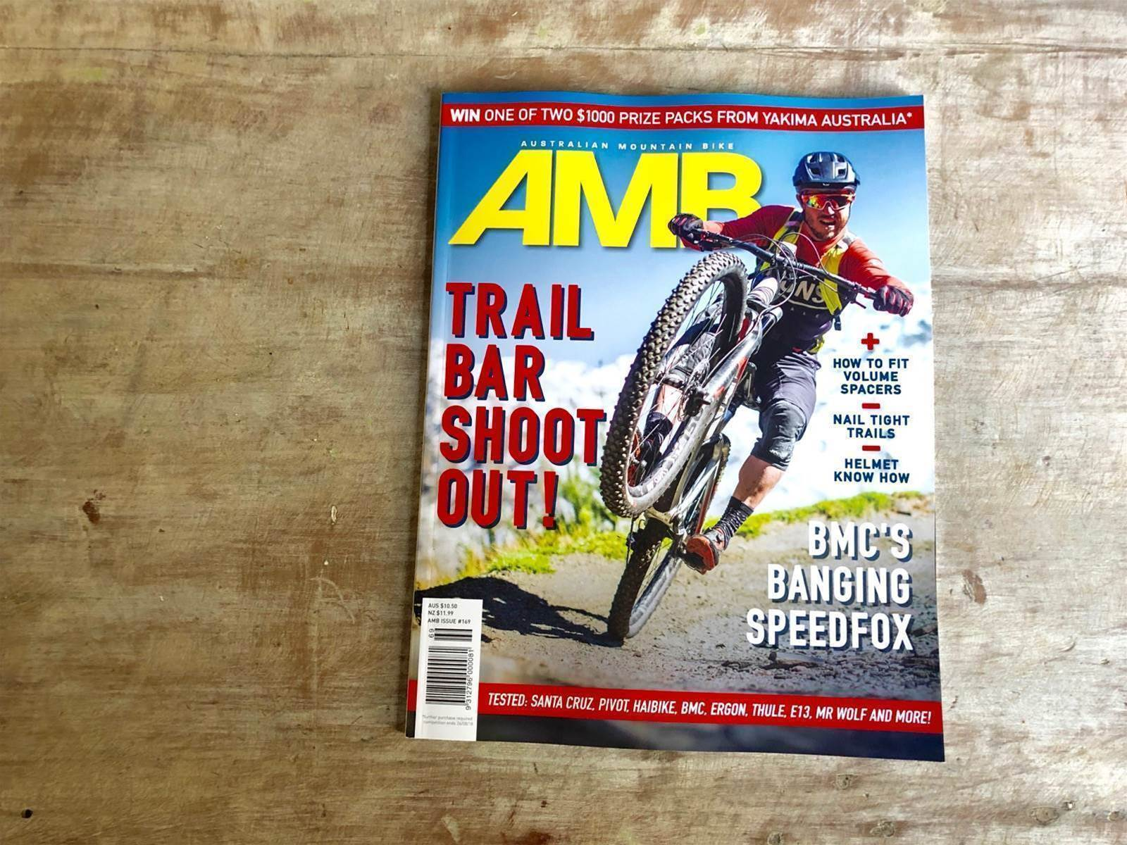 Look inside Issue #169 of AMB!
