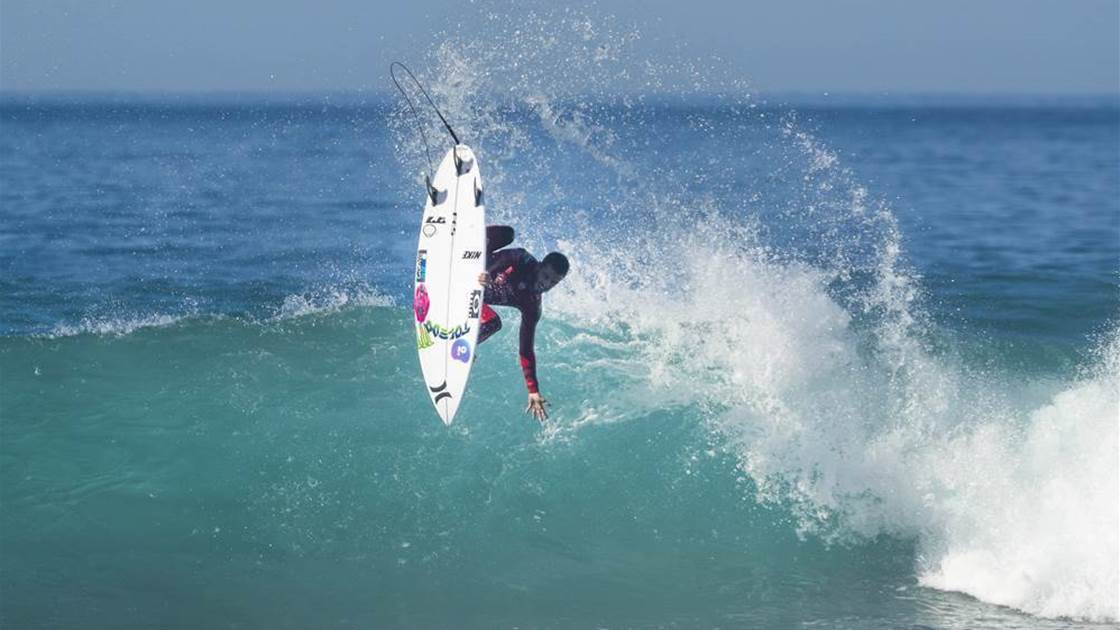 Filipe Toledo Wins His Second Corona Open JBay Crown