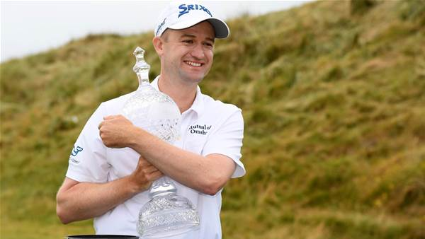Knox narrowly beats Fox in Irish Open