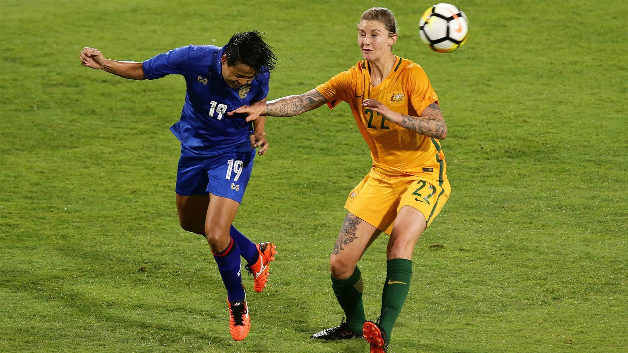 ANALYSIS: Four minute hat-trick sees off Young Matildas