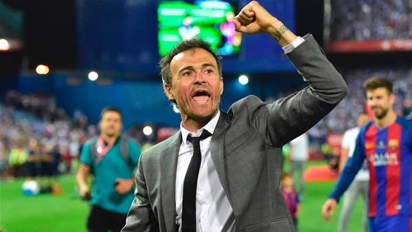Spain announce Enrique as head coach on two-year deal - Team