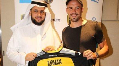 Jurman's Saudi move confirmed