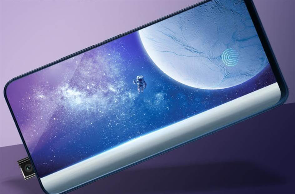 The Vivo Nex phone ditches the notch and goes bezel-free with a pop-up selfie cam and smart screen