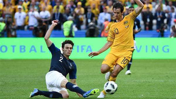 Leckie and Kruse among the World Cup's fastest players