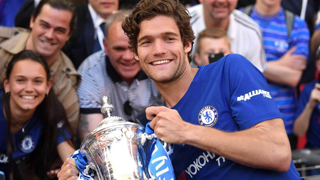 Chelsea star Alonso can't wait to pack his bags for Perth trip