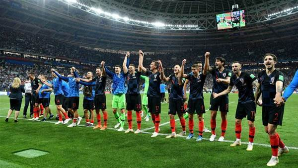 Croatia to play France in World Cup final after beating England in extra time