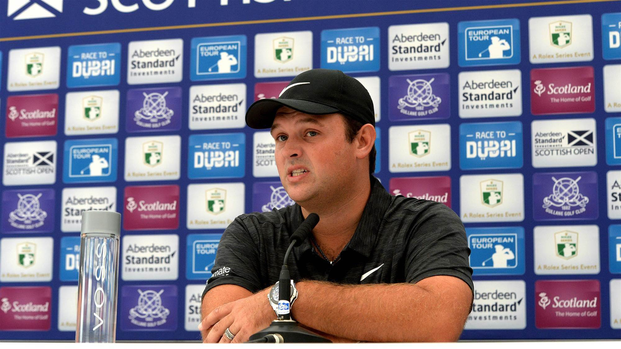 Tiger no shoo-in for Ryder Cup: Reed